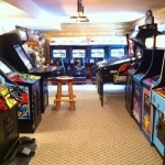 Holcomb's Basement Arcade