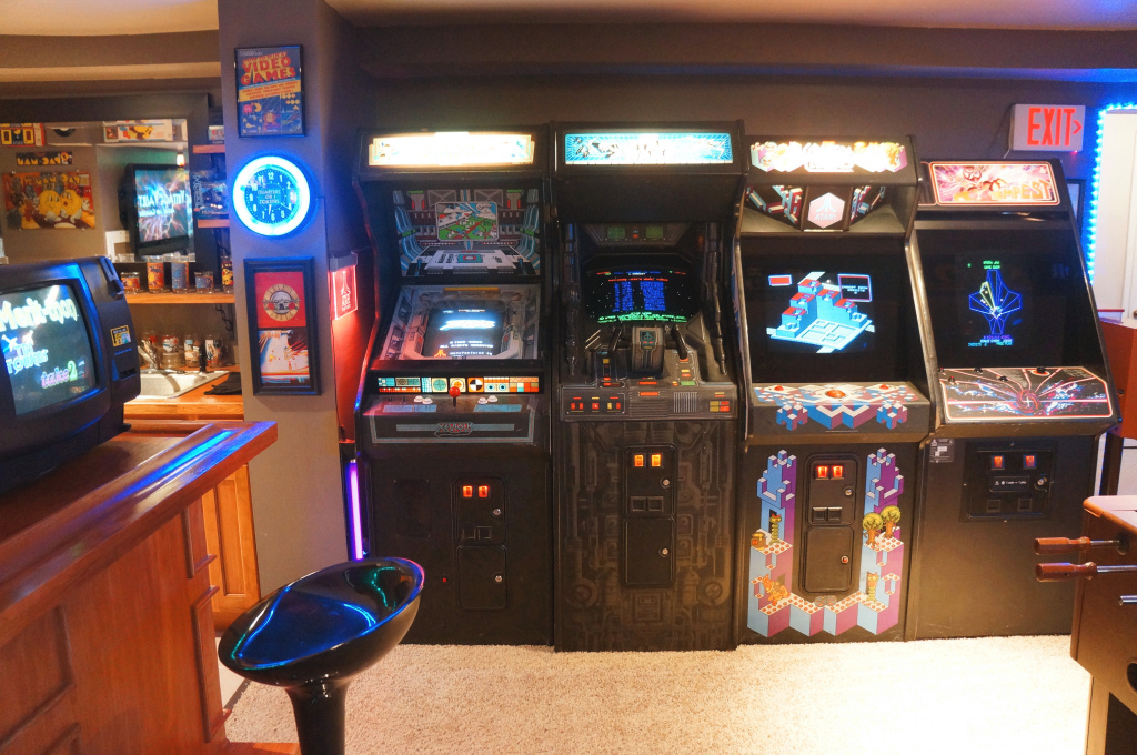 From The Amazing Collection Of Games Including Classic Arcade Games