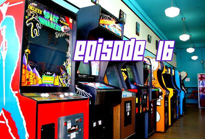 Gameroom Junkies Arcade and Pinball Podcast 16