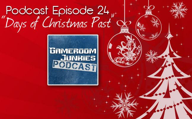 Gameroom Junkies Podcast Episode 24