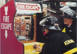 Fire Escape Arcade Game