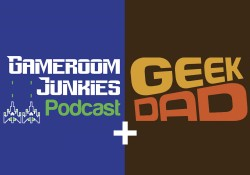 Gameroom Junkies joins GeeKDad Podcast Network