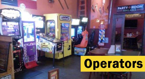 Pinball's Target Audience - Operators