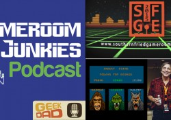 Gameroom Junkies Episode 52 - Interview with Rampage creator Brian Colin