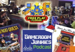 Gameroom Junkies #58 - Free Play Florida