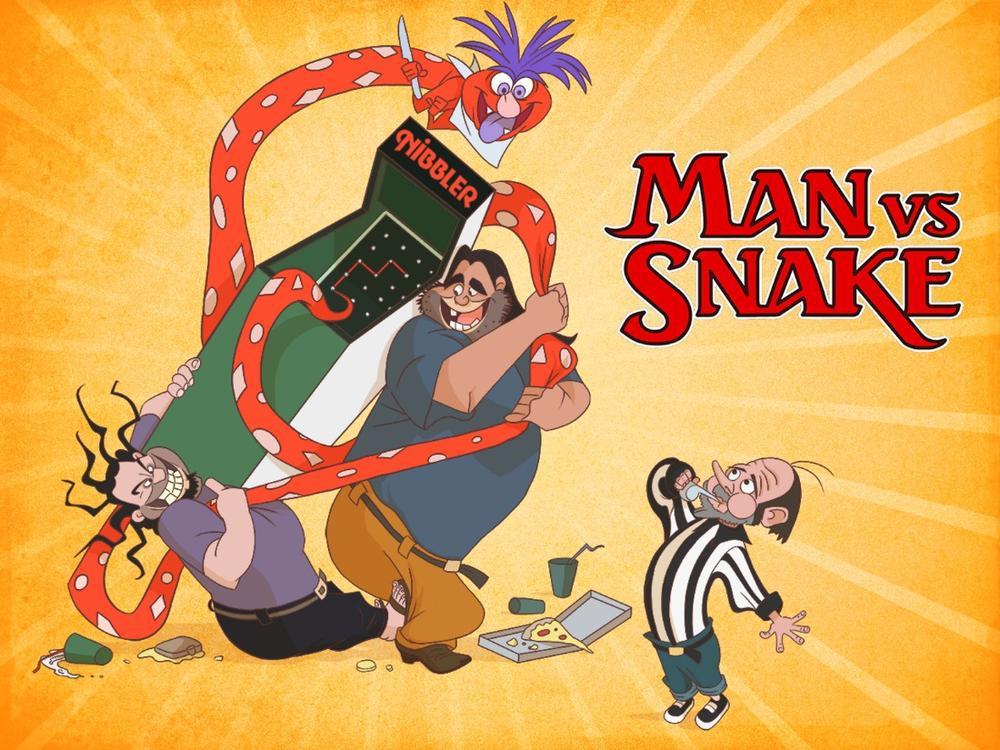 Man Vs. Snake documentary