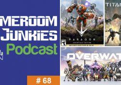Gameroom Junkies #68 10 best video games of 2016