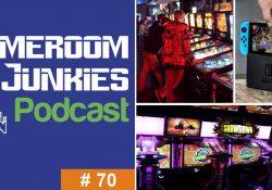 Gameroom Junkies #70 - Arcades on the Road
