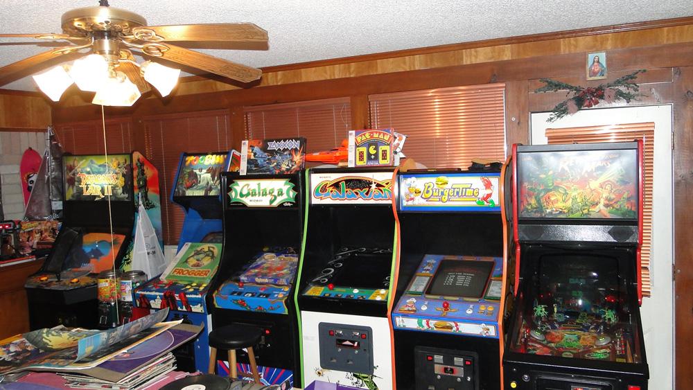 Excellent Gameroom Showcase My Gold Mine Arcade Gameroom Junkies Download Free Architecture Designs Scobabritishbridgeorg