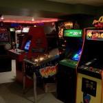 Jeff's Classic Arcade Gameroom