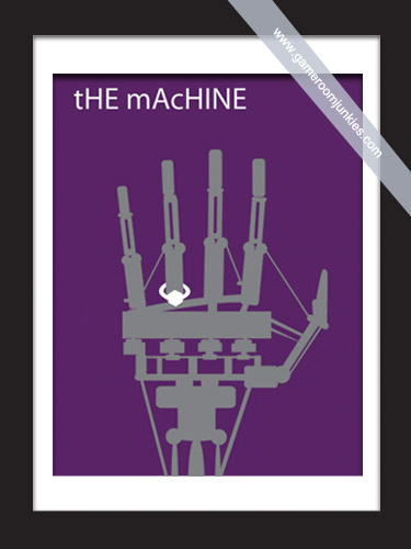 The Machine: Bride of Pinbot Poster