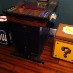 Custom Nintendo Gameroom Stools