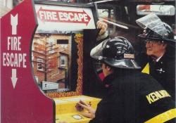 Fire Escape Arcade Game