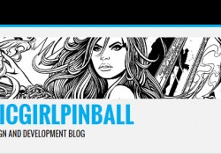 Magic Girl Pinball