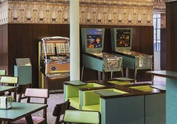 Wes Anderson Pinball Machine