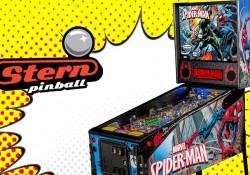 Spider-Man Pinball Stern