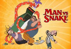 Man Vs. Snake documentary