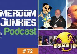 Gameroom Junkies Podcast #72 Al Lowe & Mike Capps